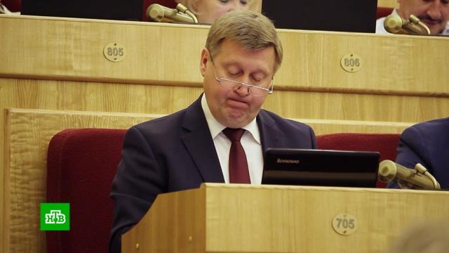 Новосибирский мэр Локоть передумал баллотироваться вгубернаторы.Новосибирск, выборы, губернаторы, мэры.НТВ.Ru: новости, видео, программы телеканала НТВ