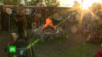 Служители культа в Тыве выбрали верховного шамана России