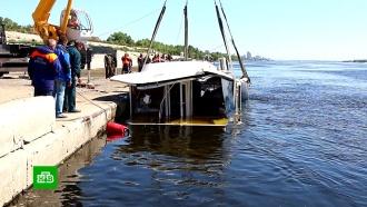 ВВолгоградской области после крушения катамарана проверят весь водный транспорт