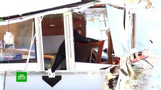 СК задержал владельца лодочной станции после ЧП скатамараном на Волге