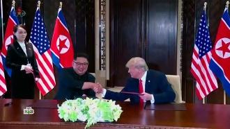 Картинка важнее переговоров: саммит США— КНДР назвали медийной победой Ким Чен Ына