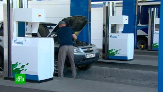 В&nbsp;<nobr>Ростове-на-Дону</nobr> открылась газовая заправка для экологичных фанатских автобусов