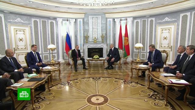 Путин отметил растущее значение экспорта газа вЕвропу через Белоруссию.Белоруссия, Путин, атомная энергетика, газ, инвестиции, экономика и бизнес.НТВ.Ru: новости, видео, программы телеканала НТВ