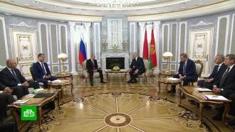 Путин отметил растущее значение экспорта газа вЕвропу через Белоруссию