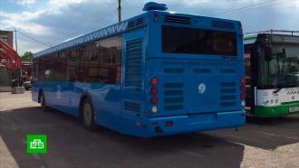 Минтранс рекомендовал установить кондиционеры во всех российских автобусах