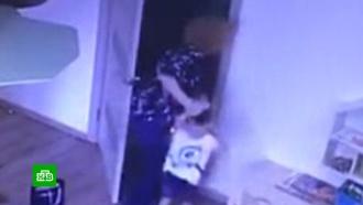 <nobr>Воспитательницу-садистку</nobr> из элитного детсада разоблачили благодаря видеонаблюдению