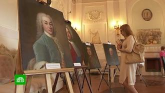 <nobr>Музею-заповеднику</nobr> &laquo;Гатчина&raquo; передали шедевры, похищенные во время войны