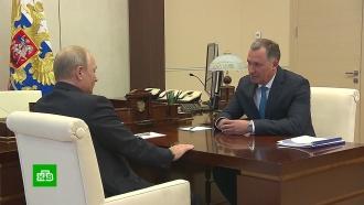 Путин призвал ОКР активизировать усилия по развитию спорта в России