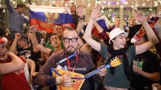 После победы России над Египтом <nobr>экс-глава</nobr> FIFA Блаттер не мог уснуть до утра