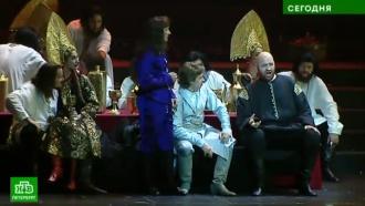 В Мариинском-2 из «Царской невесты» сделали шекспировскую трагедию
