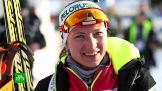 Биатлонистка Домрачева завершила карьеру в 31 год