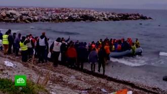 Власти Италии запретили спасать суда с беженцами