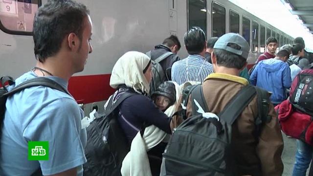 Миграционный кризис привел к раздорам среди стран ЕС.беженцы, Европейский союз, Италия, мигранты, Франция.НТВ.Ru: новости, видео, программы телеканала НТВ
