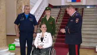 Ирина Баракат поблагодарила Путина за предоставленное гражданство