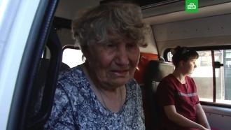 В Барнауле пенсионерку в жару насильно держали в закрытом автобусе
