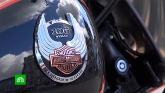 Ульяновская область предложила Harley-Davidson перенести производство на ее территорию