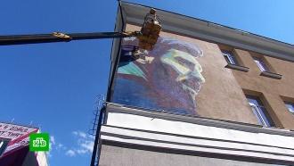Глава Казани пообещал нанести граффити сМесси на мэрию, если тот забьет трижды