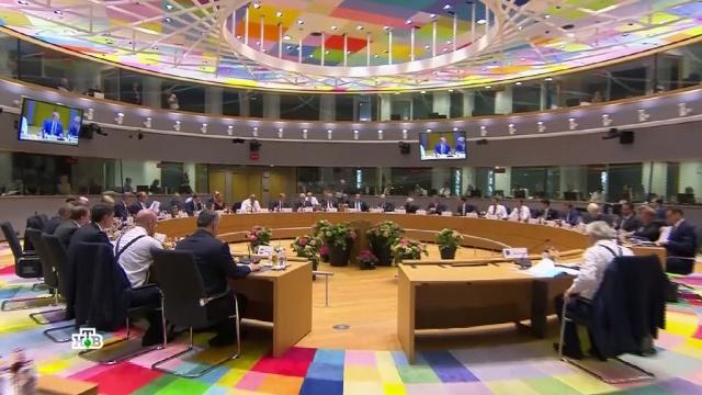 «Музыка изменилась»: саммит ЕС обнажил острый конфликт поколений вЕвропе.Италия, Германия, санкции, Европейский союз, Меркель, Франция, Макрон.НТВ.Ru: новости, видео, программы телеканала НТВ