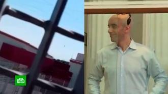 Криминальный авторитет сбежал из тюрьмы на вертолете