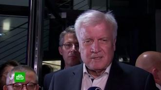 Глава МВД Германии намерен уйти в&nbsp;отставку <nobr>из-за</nobr> беженцев