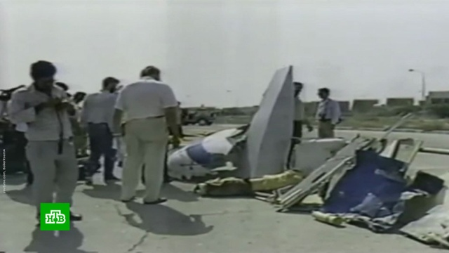 Годовщина трагедии: США 30 лет не признают вины за сбитый пассажирский самолет.Ирак, Иран, США, авиационные катастрофы и происшествия, самолеты.НТВ.Ru: новости, видео, программы телеканала НТВ
