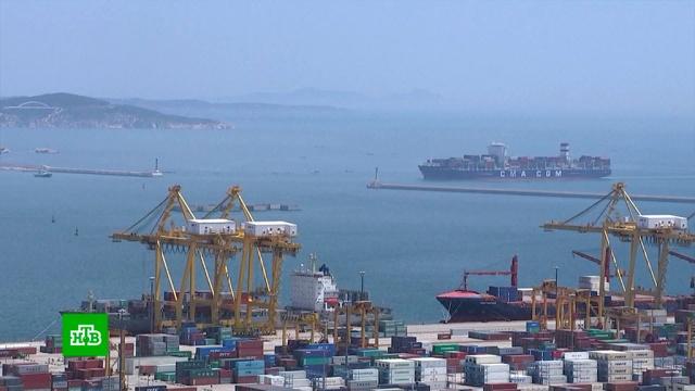 ВКНР назвали введение пошлин США началом крупнейшей торговой войны.ВТО, Китай, США, налоги и пошлины.НТВ.Ru: новости, видео, программы телеканала НТВ