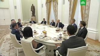 «Стереотипы рухнули»: Путин доволен отзывами иностранцев оЧМ всоцсетях