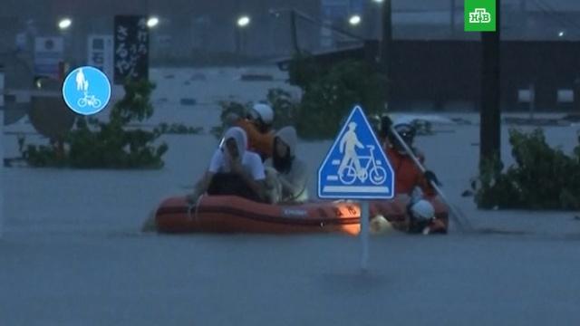 Число погибших из-за ливней вЯпонии возросло до 46.Япония, лето, погода, стихийные бедствия.НТВ.Ru: новости, видео, программы телеканала НТВ