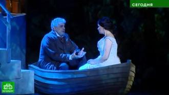 Король оперы: как Пласидо Доминго пел идирижировал вМариинском