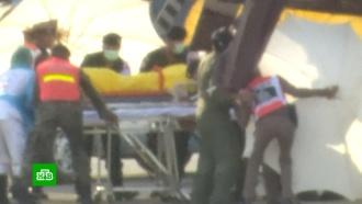 Операция по спасению школьников из пещеры вТаиланде близка кзавершению
