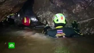 ВТаиланде дайверы готовятся кпоследнему этапу спасательной операции