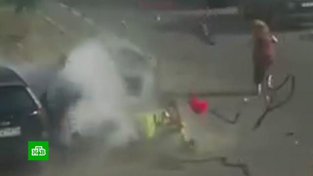Рядом сжительницей Краснодара взорвался газовый баллон.взрывы газа, Краснодар.НТВ.Ru: новости, видео, программы телеканала НТВ
