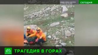 В горах Кабардино-Балкарии из-за камнепада погиб петербургский альпинист