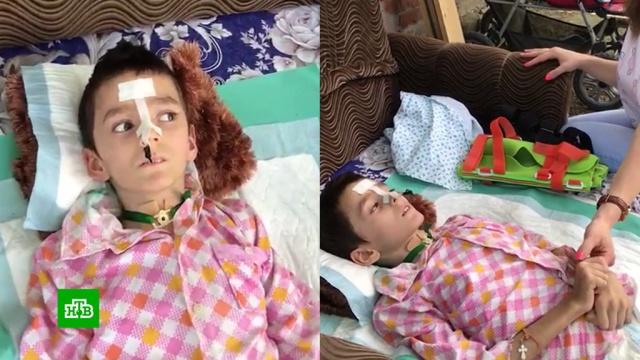 МВД заинтересовалось матерью, не пустившей реанимобиль к парализованному сыну на Кубани.больницы, дети и подростки, Краснодарский край, МВД.НТВ.Ru: новости, видео, программы телеканала НТВ