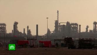 Цены на нефть показали самое сильное падение за два слишним года