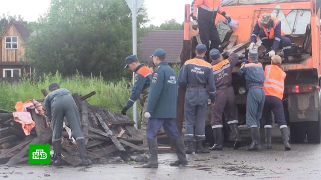 Свыше тысячи жителей затопленного Забайкалья получили помощь от МЧС.Забайкальский край, МЧС, наводнения.НТВ.Ru: новости, видео, программы телеканала НТВ