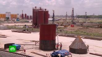 Россия начала возводить второй блок первой вБангладеш АЭС