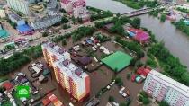 Жители Забайкалья готовятся ко второй волне мощного паводка