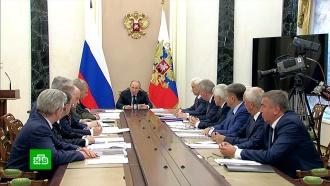 Путин поручил «дать полный ход» проекту глобальной системы связи с640спутниками
