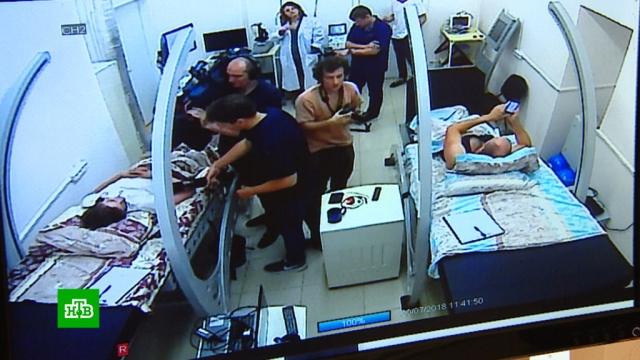 В Москве проходит эксперимент по воссозданию лунной гравитации.космонавтика, космос, Луна, наука и открытия.НТВ.Ru: новости, видео, программы телеканала НТВ