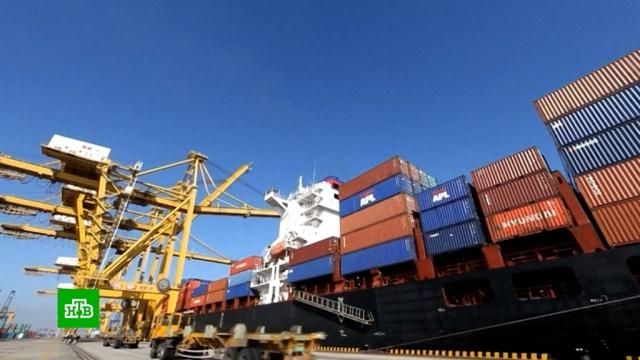 Трамп пригрозил ввести пошлины на весь импорт из Китая.Китай, США, Трамп Дональд, торговля.НТВ.Ru: новости, видео, программы телеканала НТВ