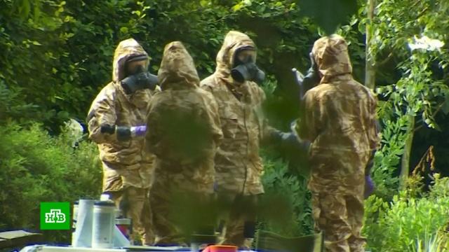 Эксперты ищут следы «Новичка» вобщественных туалетах Солсбери.Великобритания, отравление, туалеты, химическое оружие.НТВ.Ru: новости, видео, программы телеканала НТВ