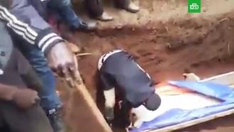 ВЭфиопии арестовали лжепророка после неудачной попытки воскресить мертвого
