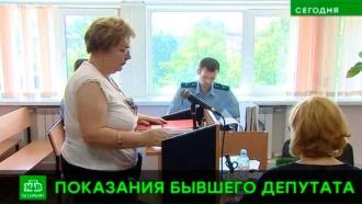 Взяток не брала: обвиняемая в&nbsp;коррупции петербургский <nobr>экс-депутат</nobr> дала показания в&nbsp;суде