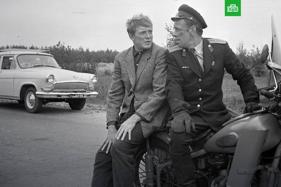 Кадры из фильма «Берегись автомобиля!».НТВ.Ru: новости, видео, программы телеканала НТВ