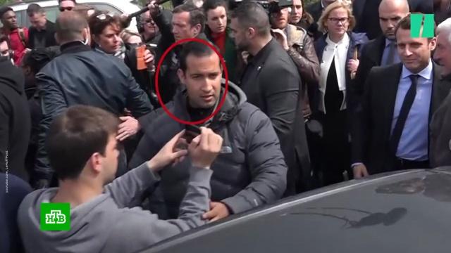 Макрон опроверг слухи о том, что он изменял жене со своим помощником.Макрон, Франция.НТВ.Ru: новости, видео, программы телеканала НТВ