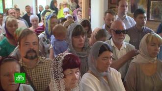 Сотни православных за рубежом празднуют <nobr>1030-летие</nobr> Крещения Руси
