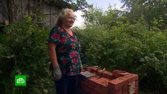 В Удмуртии пенсионерка организовала с внуками бизнес по строительству печей