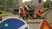 Жители Красноярска по поручению властей контролируют ремонт дорог