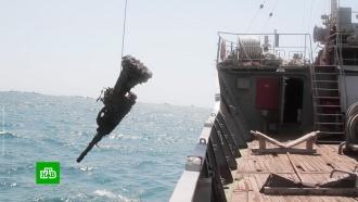 Экспедиция Минобороны опустилась на дно Чёрного моря